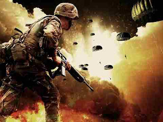 تفسير الحلم بالحرب والقصف في المنام بالتفصيل