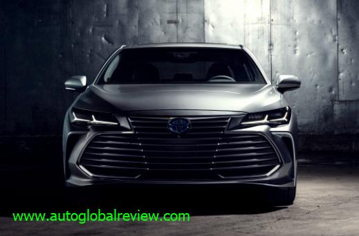 2019 Toyota Avalon Concept