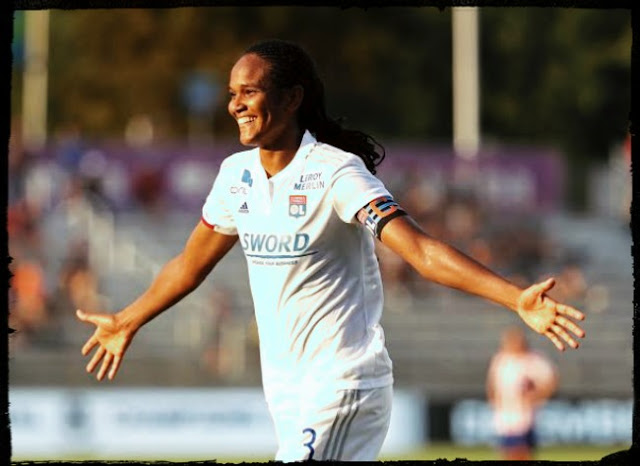 Women's Int'l Champions Cup: Olympique Lyonnaise Clashes With North Carolina Courage For Title