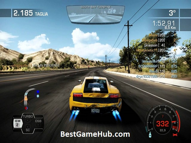 Need For Speed Hot Pursuit 2012 Compressed Torrent Game