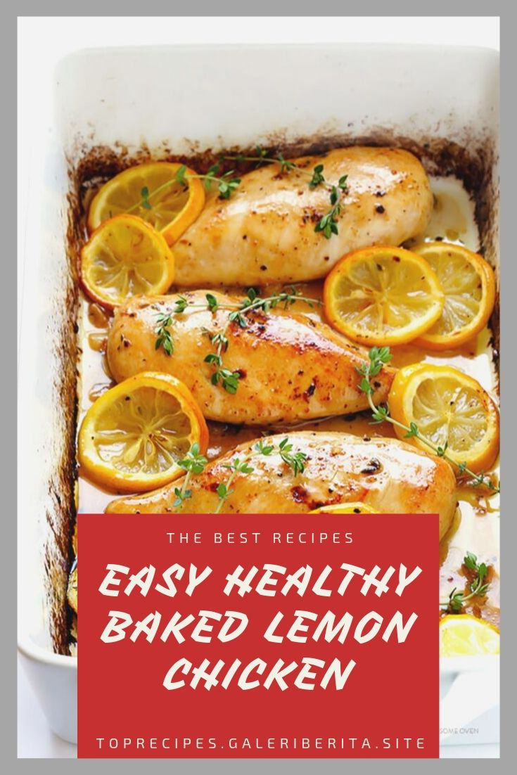 EASY HEALTHY BAKED LEMON CHICKEN | chicken aeasy dinners, chicken ovens chicken cooking, chicken families, chicken soysauce, chicken crockpot, chicken easy recipes, chicken dinners, chicken sauces, chicken lowcarb, chicken families, chicken crockpot, chicken olive oils, chicken lowcarb, chicken glutenfree, chicken dinners, chicken families, chicken stirfry, chicken recipesfor, chicken greek yogurt, chicken sour cream, chicken meals, chicken green onions, chicken comfort foods, chicken products, chicken hot sauces, chicken ovens, chicken healthy, chicken bread crumbs, chicken red peppers, chicken white wines, chicken simple, chicken veggies, chicken blackbeans, chicken garlic, chicken brown rice, chicken low carb, chicken crock pot, chicken easy recipes, chicken gluten free, chicken dinners, chicken soy sauce, chicken week night meals, chicken crock pot, chicken low car  #chickenrecipes #bakedchicken #chickenthighs #butterchicken #crockpotchicken #chickenhealthy #chickenenchiladas #chickenparmesan #chickencasserole #chickenandrice #chickenpasta #chickeneasy #chickendinner #orangechicken #chickenpiccata #chickenmarsala #chickenmarinade #chickenspaghetti #lemonchicken #teriyakichicken #chickenpotpie #chickenfajitas #ranchchicken #chickenalfredo #friedchicken #chickentenders #chickensalad #chickentacos #shreddedchicken #slowcookerchicken #bbqchicken #grilledchicken #chickenwings #chickensoup #stuffedchicken #chickenchili #wholechicken
