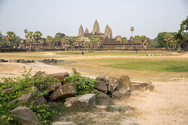 Angkor WAt -The Amazing temple on earth