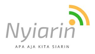 Contoh Logo Nyiarin