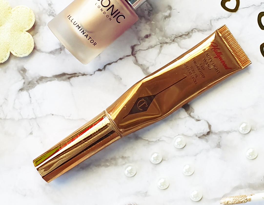 Charlotte Tilbury beauty light wand review - best liquid highlighters