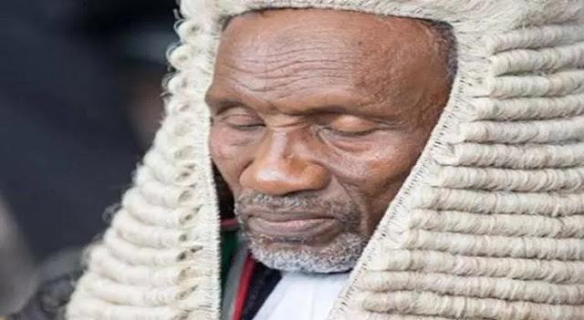 JUST IN: NJC backtracks, suspends 7 senior judges accused of corruption