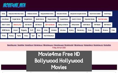 Movie4me Download Bollywood Hollywood Hindi Dubbed Movies [2021]