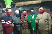 Tanggap  Covid-19, Darsuli Bagikan 500 Masker Scuba Secara Gratis Pada Tomas di Tangerang