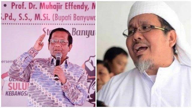 Tengku Colek Mahfud: Penembakan Laskar FPI Bukan Pelanggaran HAM, Kasus Jilbab di Padang Langgar HAM