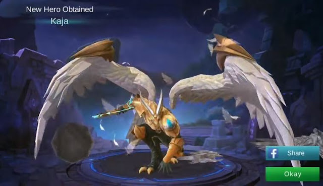 gear Kaja Mobile Legends Terkuat