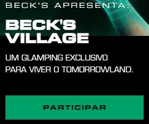 Ganhar Ingressos Tomorrowland 2021 Beck Village Cerveja