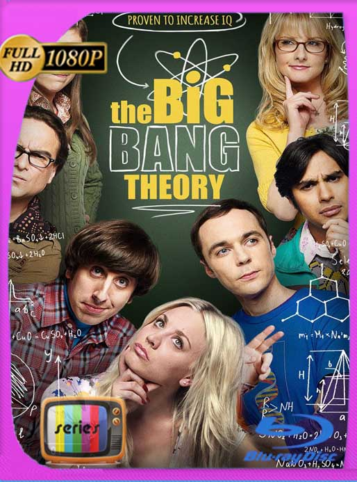 La Teoria Del Big Bang Temporada 1-2-3-4-5-6-7-8-9-10-11-12 [1080p] Latino [GoogleDrive]