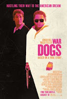 War Dogs (2016) - Poster