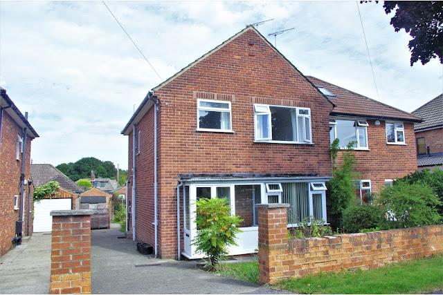 Harrogate Property News - 3 bed semi-detached house for sale Plompton Drive, Harrogate HG2