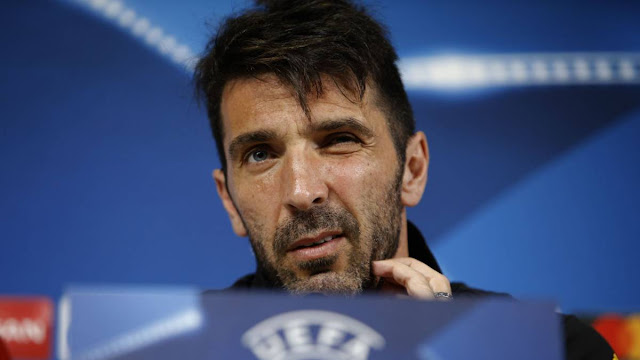 c31ef4190 Italy legend Gianluigi Buffon has a fight on his hands for the Paris  Saint-Germain goalkeeper s shirt as coach Thomas Tuchel revealed he had not  yet decided ...