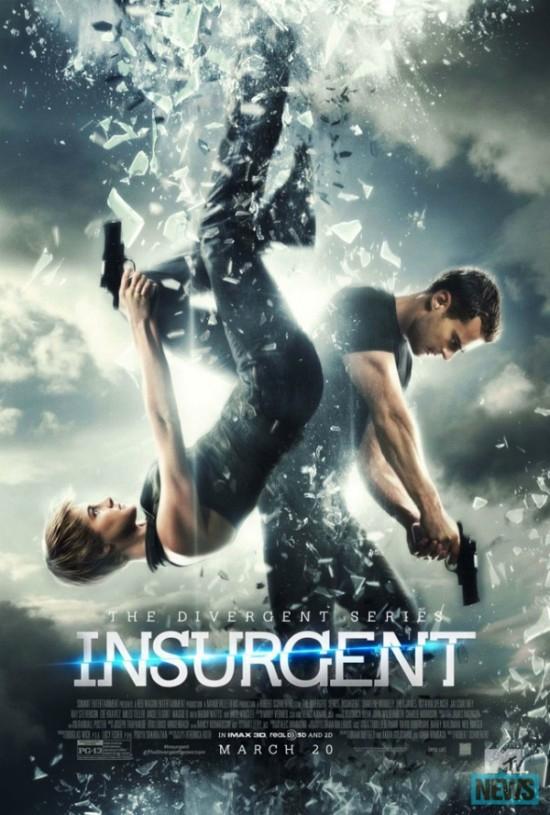 Insurgent 2015 คนกบฏโลก