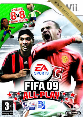 FIFIA 09  Free Download Full Version Setup For Pc