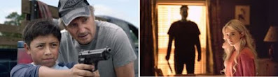 """""""Na Mira do Perigo"""", destaque no dia 26/06 e """"Freaky - No Corpo de um Assassino"""", destaque no dia 03/07 (Divulgação Telecine)"""