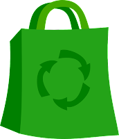 Use Recycle Bags Environmental Images