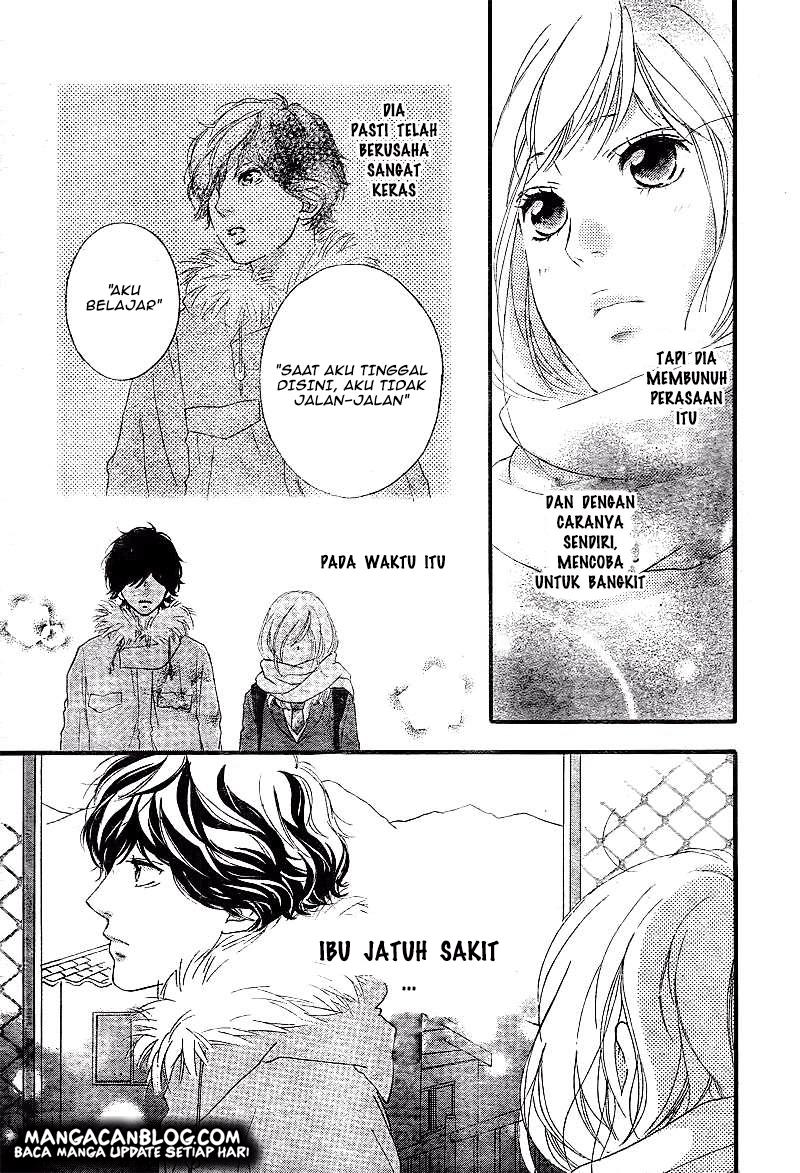 Ao Haru Ride Chapter 39-34