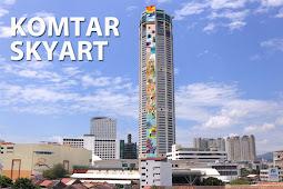 2 Objek Wisata Ketinggian untuk Uji Nyali di Penang Malaysia
