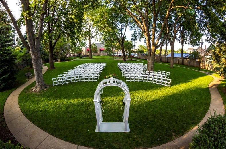 Thompson Center at UNO Wedding Venue