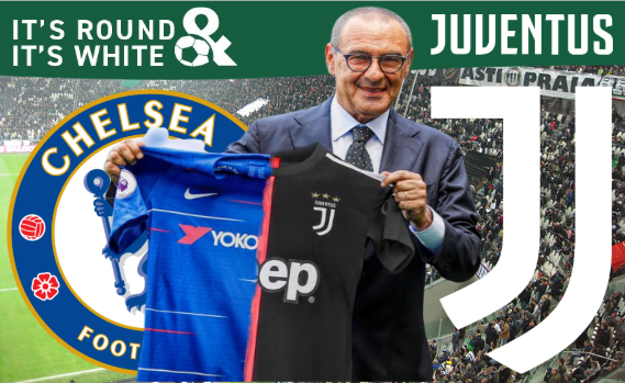 Juventus Confirm Arrival Of Maurizio Sarri As New Manager On Three-Year Deal Worth £18m