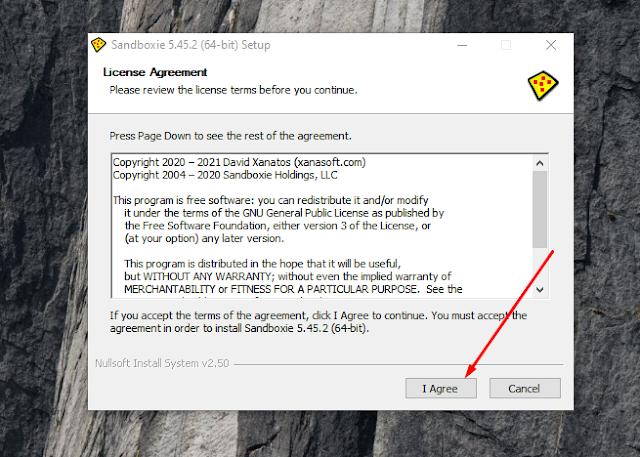 Cara mudah install sandboxie point blank zepetto terbaru