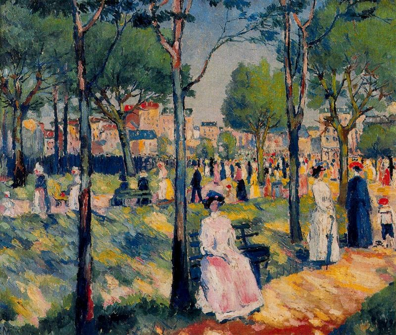 Na Avenida - Kasimir Malevich e suas pinturas com elementos geométricos abstratos