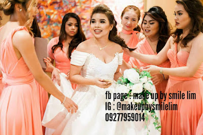 Pre Bridal Fair Promo by Make up by Smile Lim