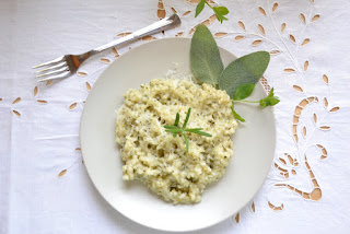 Italian Herbs Rice with Thermomix
