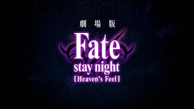 Resultado de imagem para Fate/stay night[Heaven's Feel
