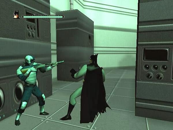 Batman Video game for kids