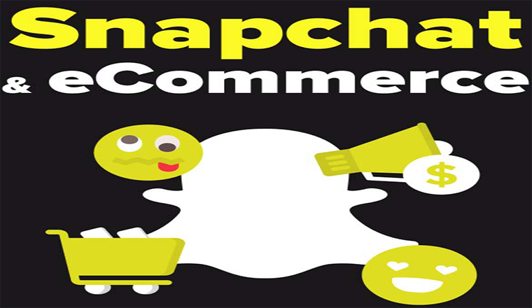 Snapchat and ECommerce #Infographic