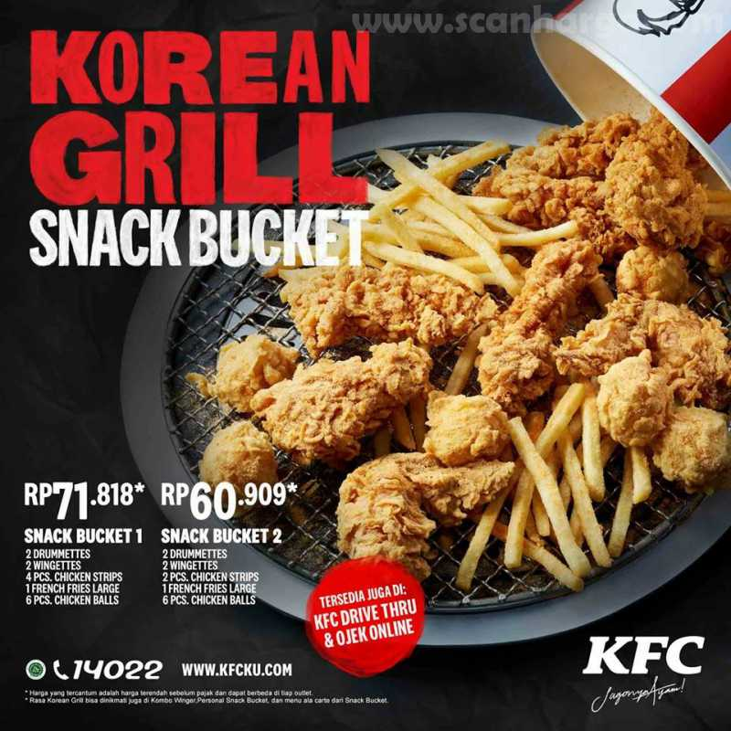 KFC Korean Grill