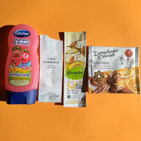 Orangecosmetics Körperpflegeprodukte