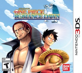 Rom One Piece Romance Dawn NDS