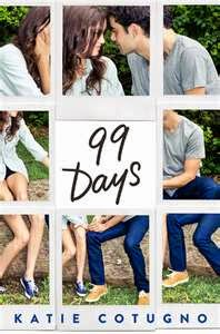 99 Days, Katie Cotugno cover and review