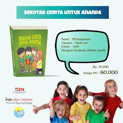 Buku Anak; Sekotak Cerita untuk Ananda