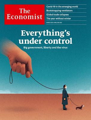 "The Economist: ""Η επόμενη καταστροφή (και πώς να επιβιώσετε)"""
