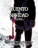 affiche du téléfilm CONTE DE NOEL (CUENTO DE NAVIDAD) de Paco Plaza