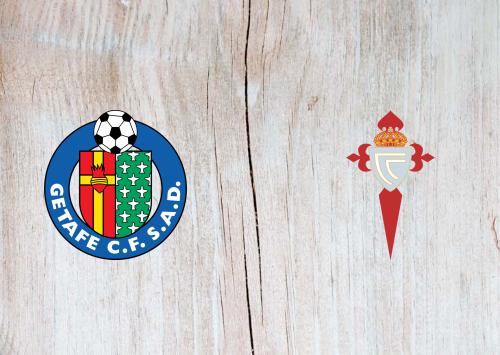Getafe vs Celta Vigo -Highlights 23 December 2020