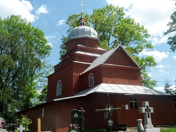 Дрогобыч. Церковь святой Параскевы. 1815 г. УАПЦ