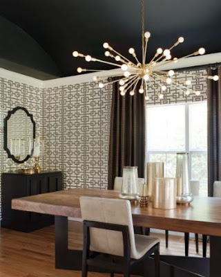 Ideas for Choosing Dining Room Lighting and Appropriate