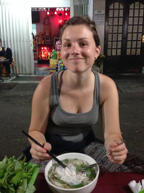 Soupe Pho à Ho Chi Minh