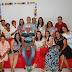 Várzea do Poço: Festa de confraternização dos funcionários da Escola Yêda Barradas Carneiro