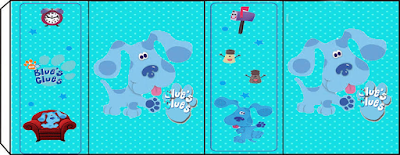 Blue Clues: Free Printable Mini Kit.