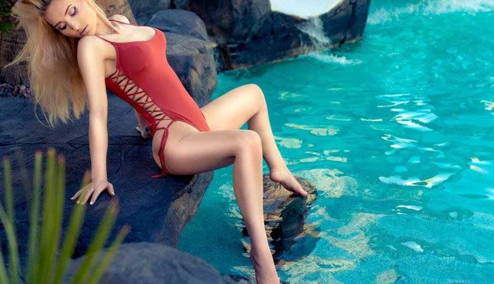 MonaLissee Model GlamourCams
