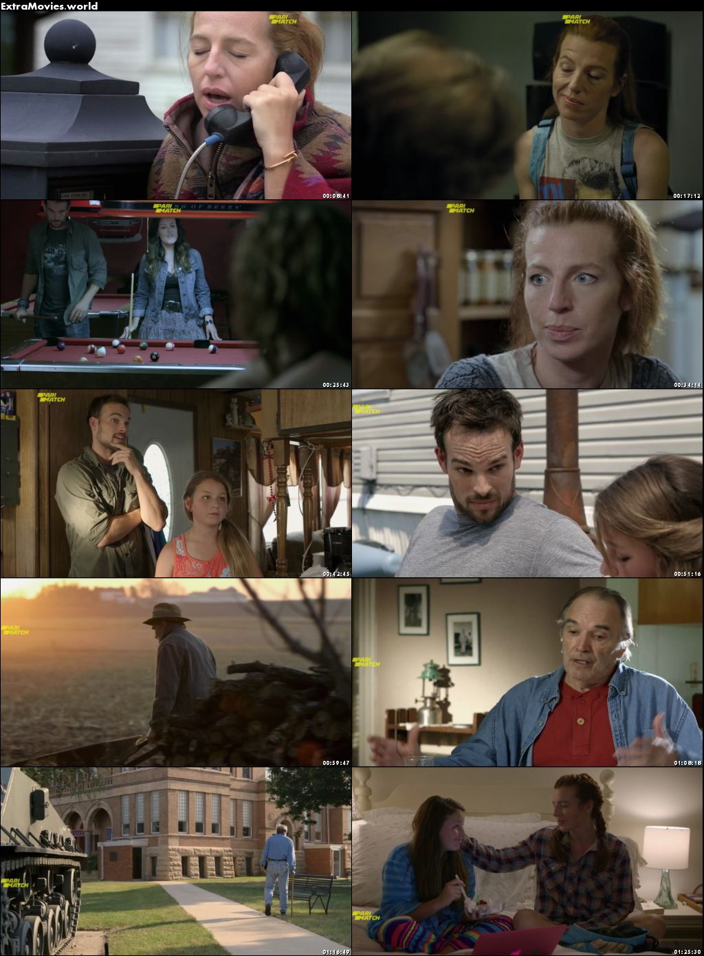 Two Ways Home 2020 Dual Audio Hindi [Unofficial Dubbed] 720p HDRip