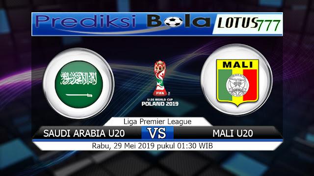 Prediksi Saudi Arabia U20 Vs Mali U20 Rabu 29 Mei 2019
