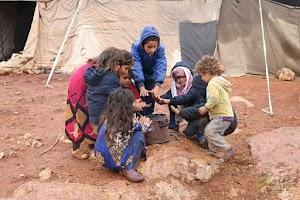 Musim Dingin Mematikan Selimuti Palestina dan Suriah, ACT Aceh Ajak Masyarakat Kirim 1.000 Paket Pangan